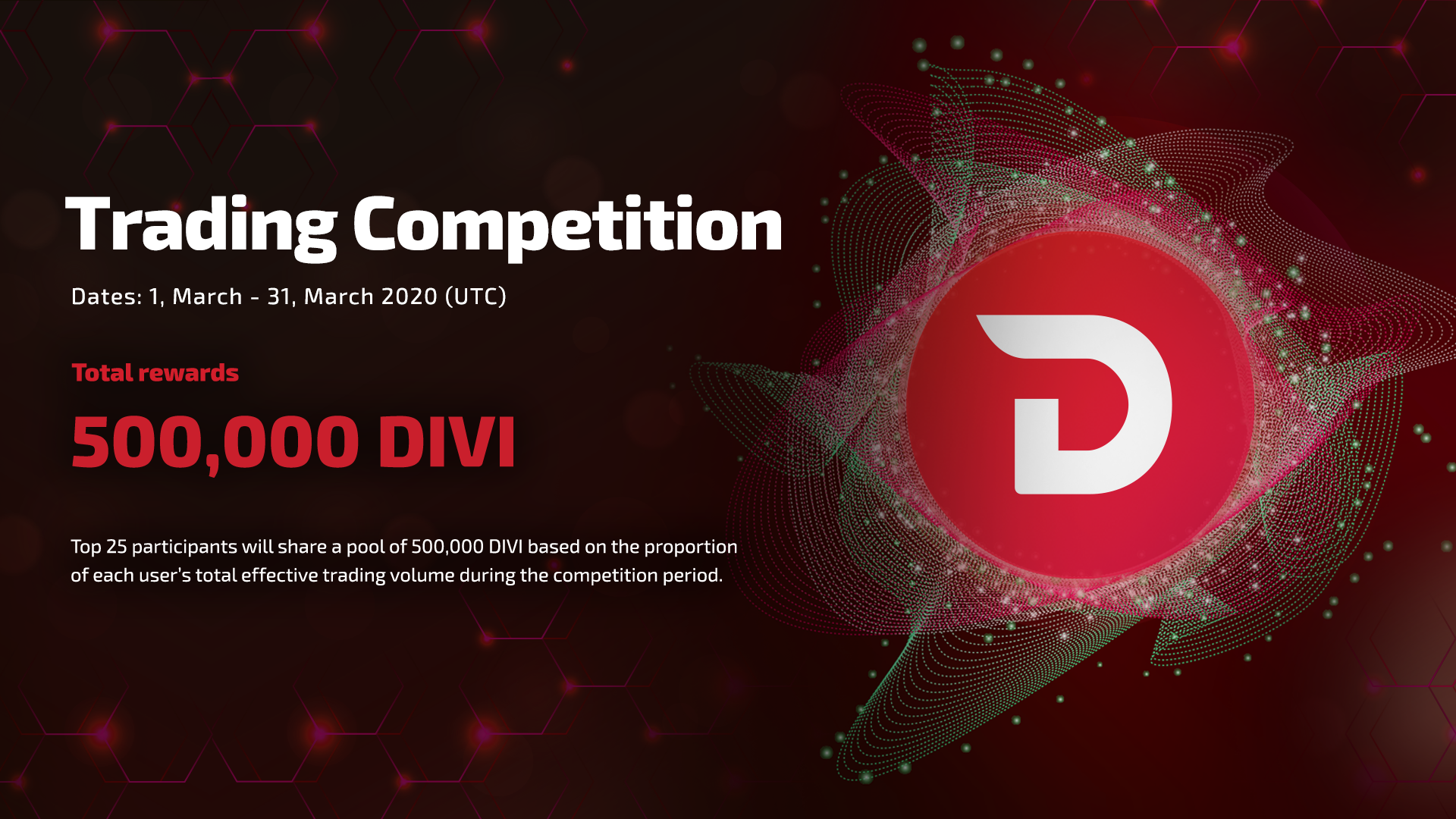 Divi Trading Competition